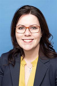 Halla Sigrún Sigurðardóttir, director general and director of Facilitation and Coordination
