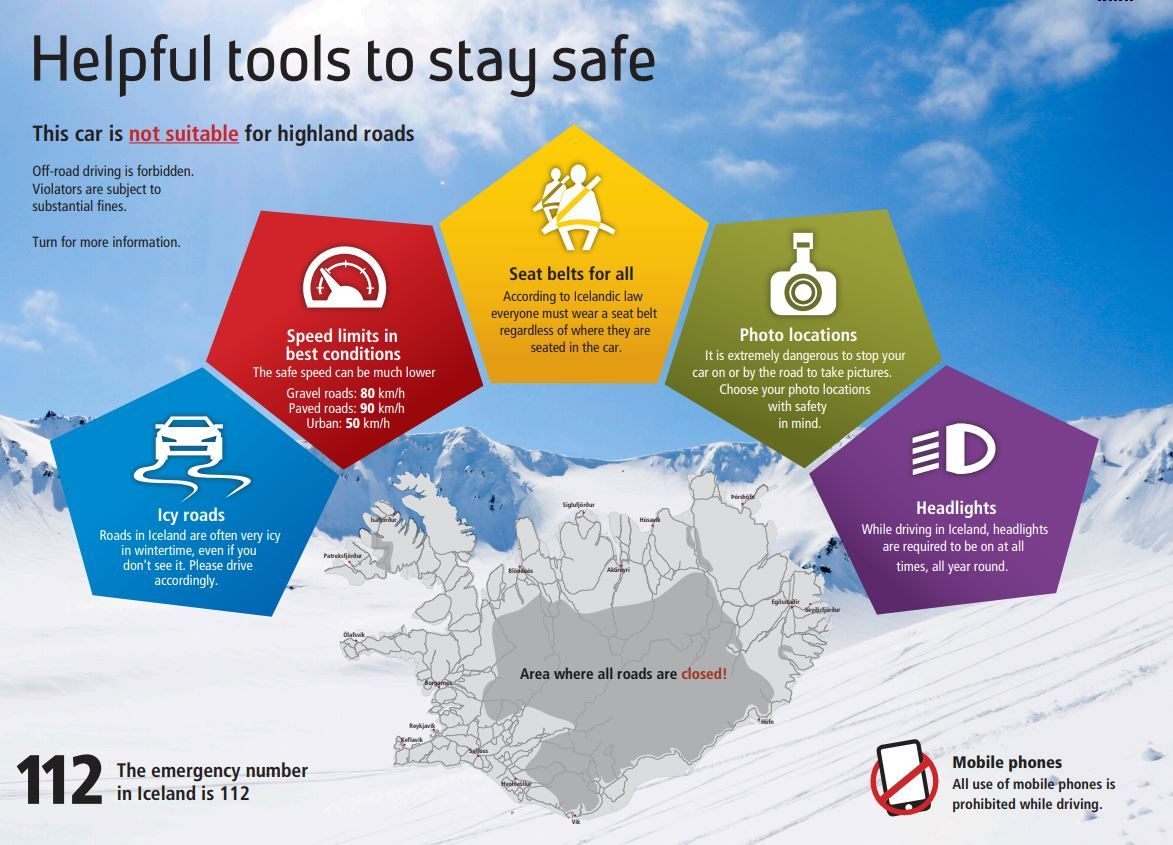 Helpful tools to stay safe